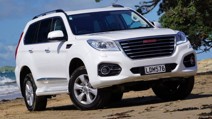 Quite surprising to be delighted by the Haval H9 SUV | Stuff