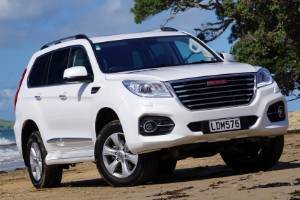 H9 is the third SUV from Chinese brand Haval to be launched in New Zealand.