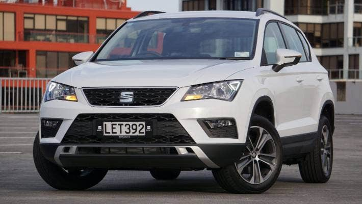 It S Familiar But Seat Ateca Suv Has A Certain Style Stuff Co Nz