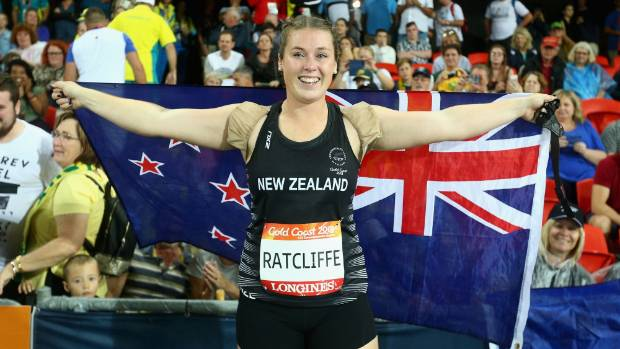 Kaye to support NZ Commonwealth Games athletes