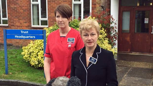 Nerve agent victim Yulia Skripal leaves hospital