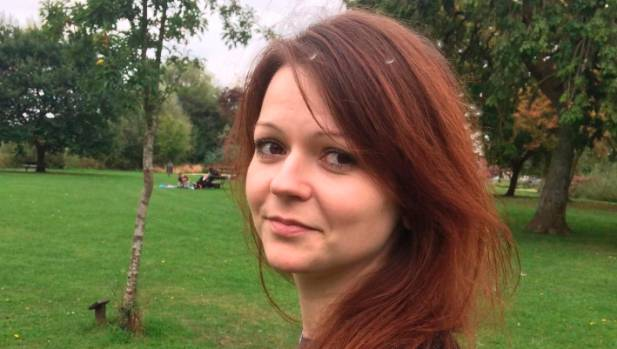 Daughter of spy poisoned in United Kingdom  declines help from Russian embassy