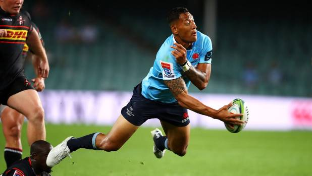 Crisis talks held between Rugby Australia and Wallabies star Israel Folau