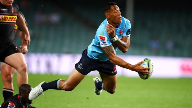 White backs Perenara, Weber stance on Folau