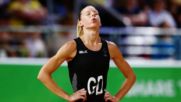 Silver Ferns fall to England, but nearly certain to reach semi-finals