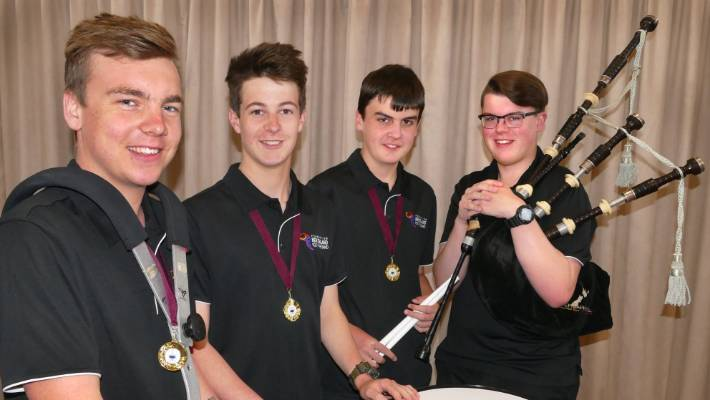 invercargill band members contribute to new zealand s success at