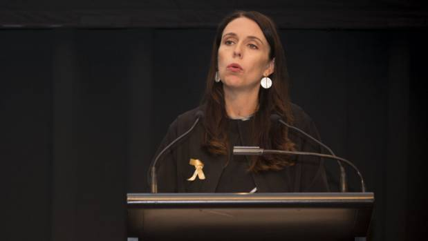 New Zealand Prime Minister admits her country is 'undeniably' racist