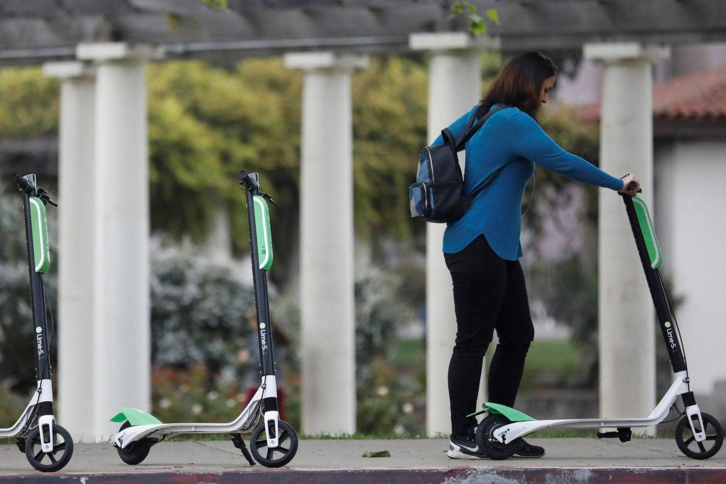 700 shared electric scooters to be let loose on Christchurch streets