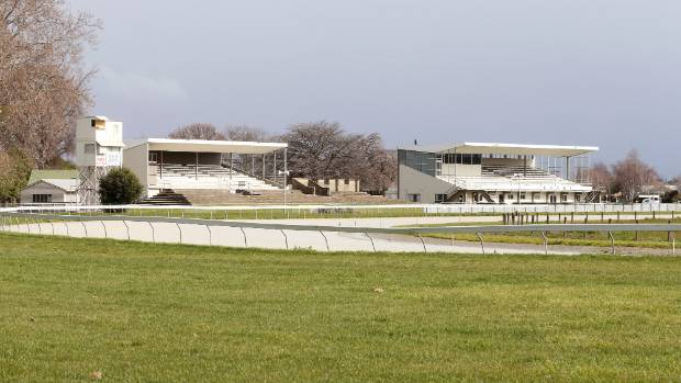 The Waterlea Racecourse, in Blenheim, is nearly 100-years-old.