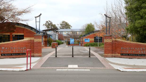Public consultation about future options for the colleges started as Marlborough Girls' College has several old and ...