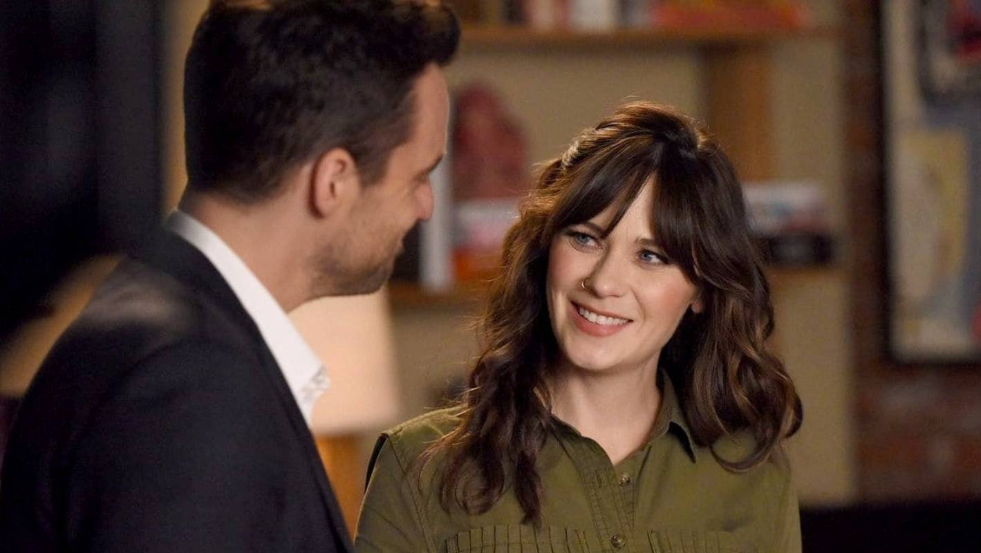 New Girl Zooey Deschanel Prepares To Say Goodbye To Her Alter Ego