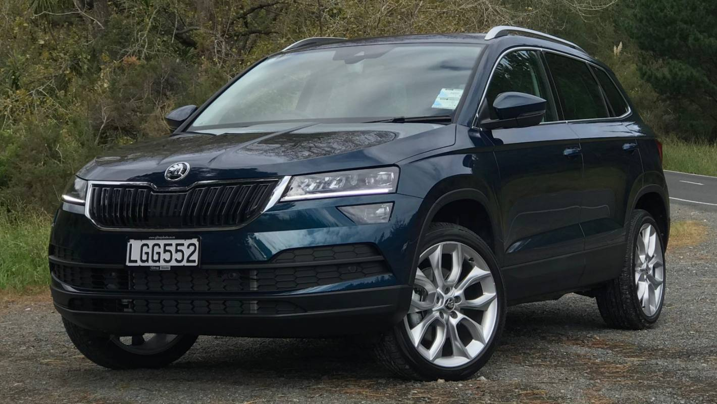 think of the skoda karoq as a baby bear. Black Bedroom Furniture Sets. Home Design Ideas
