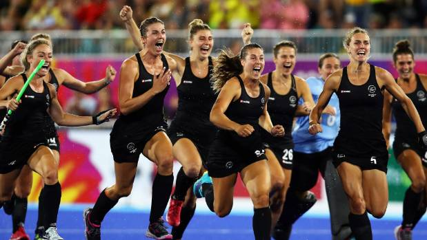 Black Sticks into women's hockey final at Commonwealth Games