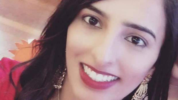 Maria Singh, 22, died in Wainuiomata on Thursday after becoming trapped underneath a car she was helping push-start.