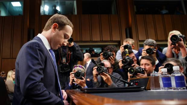 Not a dislike button Zuckerberg previouly said it was not socially valuable to'dislike on Facebook