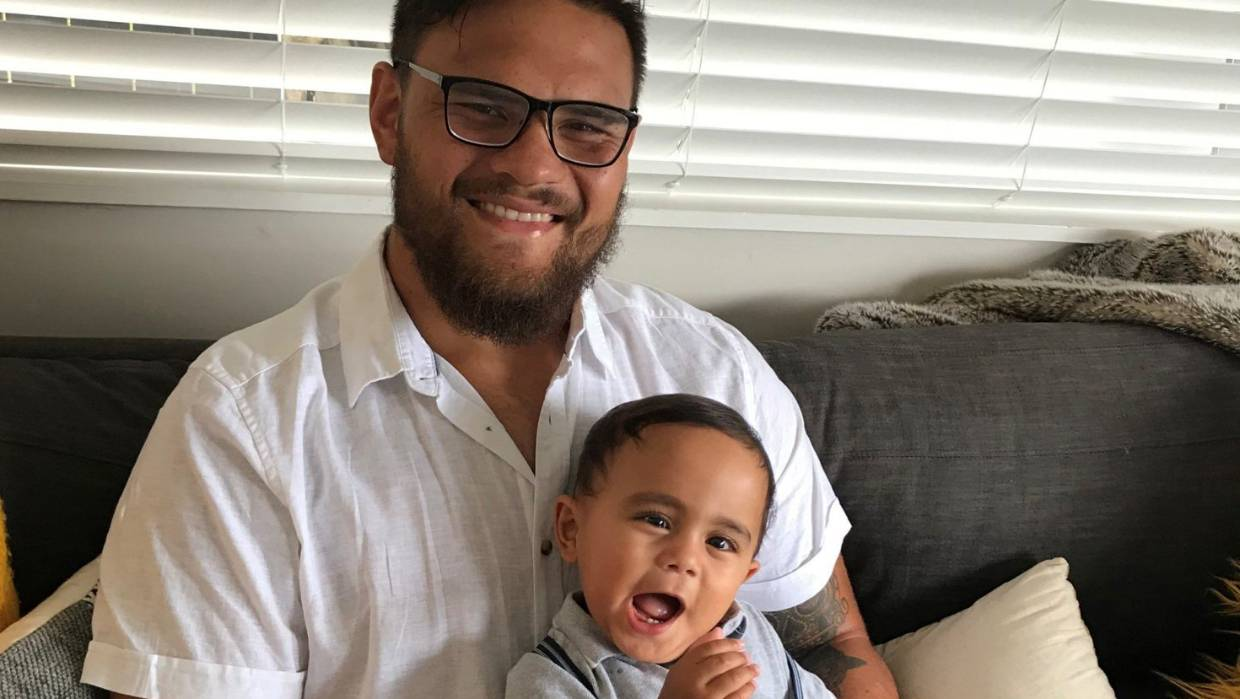 Chiefs player Angus Ta'avao returns to NZ for sick baby | Stuff co nz