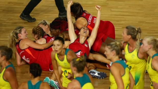 England shock Australia to win Comm Games netball gold ...
