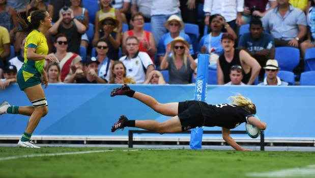 Commonwealth Games: New Zealand strike double gold in rugby sevens