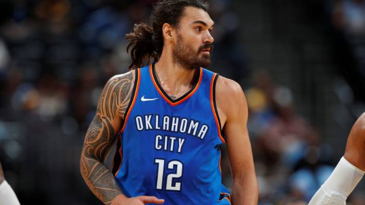 Oklahoma City Thunder need Steven Adams to get back to his best as their  series heads 5bc0fb0db