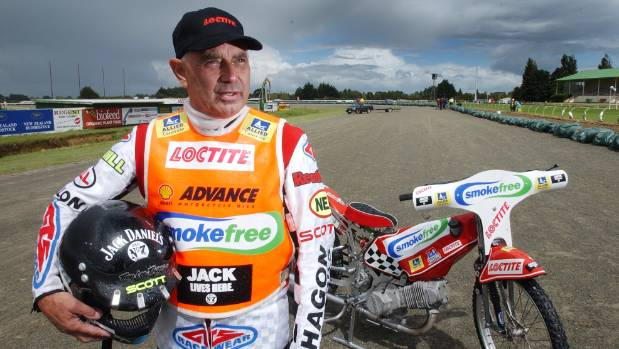Ivan Maugers Passion For Speedway Never Subsided