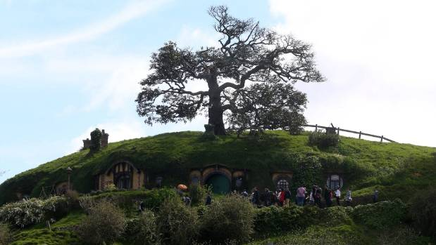 Hobbiton hub crowned New Zealand's most hospitable place
