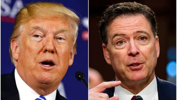New IG report 'reaffirms President's suspicions' about Comey