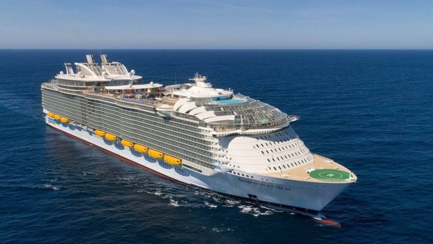 Royal Caribbean To Celebrate 50th Anniversary On World S