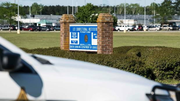 'Ongoing incident' reported at unsafe SC prison
