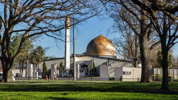 Penembakan Muslim Di New Zealand Image: Supervised Golf For Christchurch Teenager Who Planned
