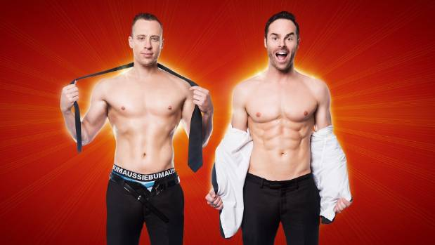 Naked Magicians shows postponed due to injury - San