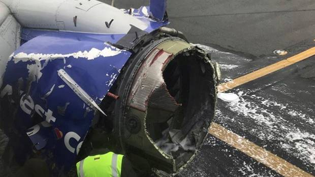 US wants engine inspections following jet accident