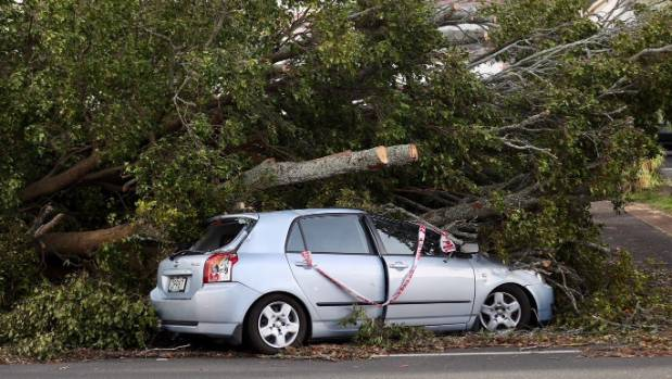 Hills says the storm was a scary time for many Aucklanders, and they have every right to be upset. — Photograph: Chris Skelton.