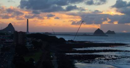 As the oil and gas industry faces its long sunset, plans are already underway on how to keep Taranaki's economy ticking ...