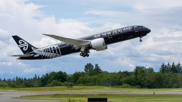 Air New Zealand flight going to Japan has been forced to turn around