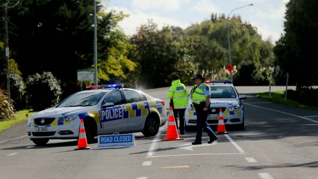 State Highway 2 Was Closed North Of Dannevirke On Thursday Morning After A Fatal Crash