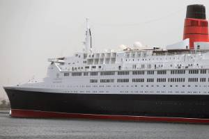 Dubai's government decided to restore the ship at a cost of over US$100 million ($136.6 million).
