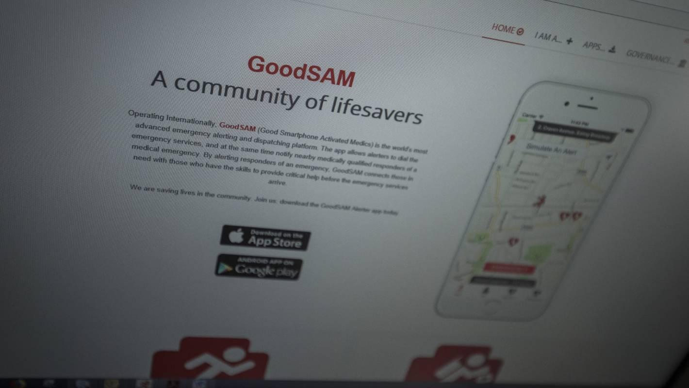 good sam app for android