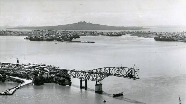Auckland Harbour Bridge a symbol of small thinking we can't repeat