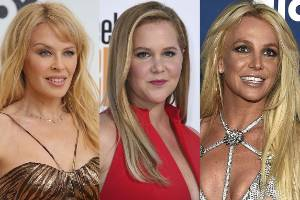 We're bowing down to Kylie Minogue and Amy Schumer this week but we're not quite on board with Britney's look.