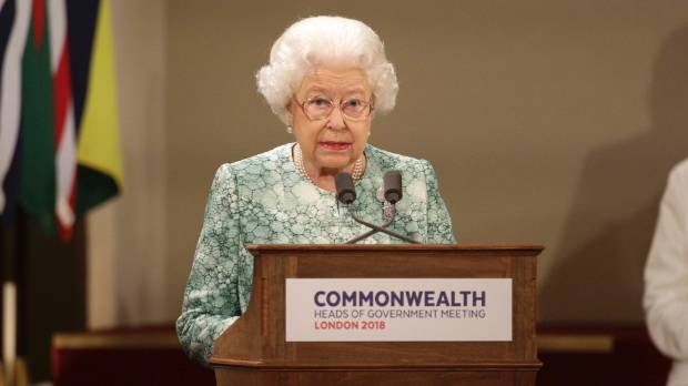 Queen tips Prince Charles to follow her as Commonwealth head
