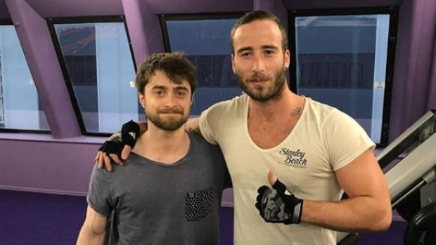 Harry Potter star Daniel Radcliffe wraps NZ filming, '100 per cent coming back'