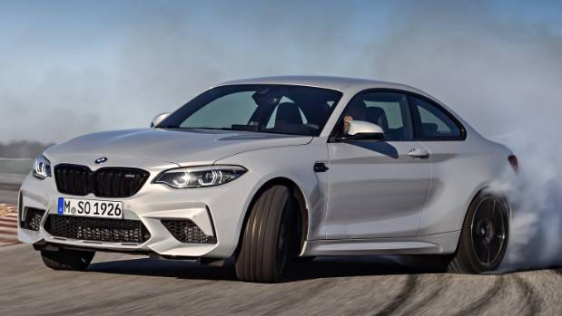 BMW makes M2 more competitive