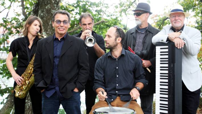 Nelson's new Latin band Los Galanes flip the script with