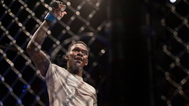 Kiwi UFC star Israel Adesanya and Marvin Vettori continue feud outside the octagon