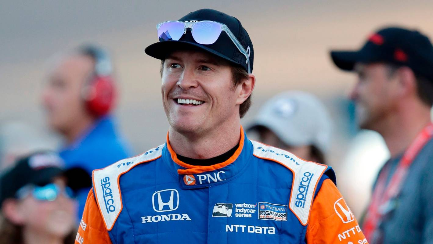 Scott Dixon rated 'the best' by Alexander Rossi as they ...