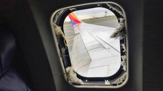 US Orders Engine Inspection after Deadly Airplane Accident
