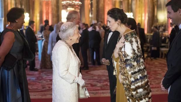 Queen Elizabeth is 'just an incredible woman'