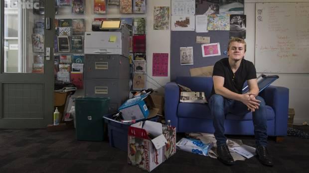 Critic editor Joel Macmanus has censored the University of Otago's response to censorship allegations.