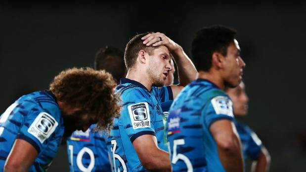 Blues chief Michael Redman says he's ready to learn from Warriors success story
