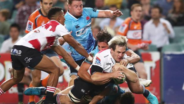 Lions end Waratahs' season in brutal fashion